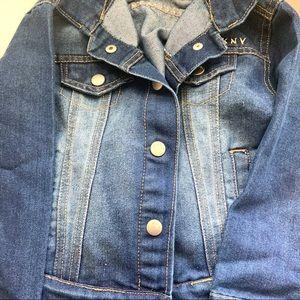 NWOT DKNY Denim Jacket